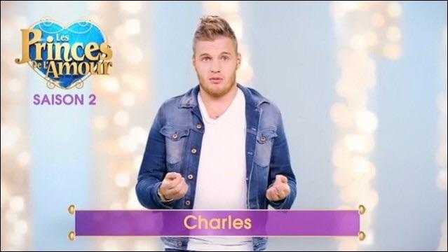 A quelle autre émission de téléréalité, Charles a-t-il déjà participé ?