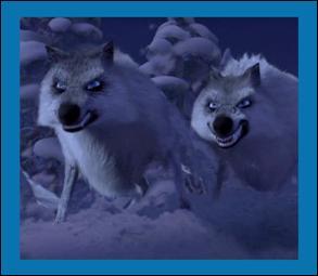 Est-ce que des loups interviennent dans le film ?