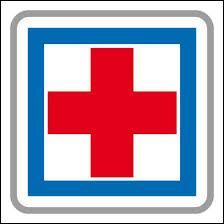 Une croix rouge, nous sommes sauvés ! A faire tous ces quizz, nos cerveaux chauffent tellement... ils vont finir par disjoncter ! Allez vers ce panneau indiquant ________________, ils vous soigneront.