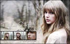 C'est une chanson de Taylor Swift, laquelle ?