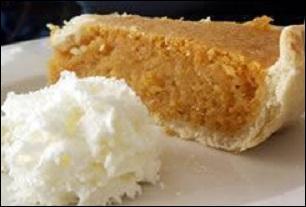 Quelle est cette tarte que l'on parfume avec de la muscade et de la cannelle comme à la Martinique ?