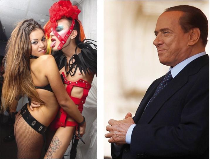 Comment se nomment les fameuses soirées de Silvio Berlusconi ?