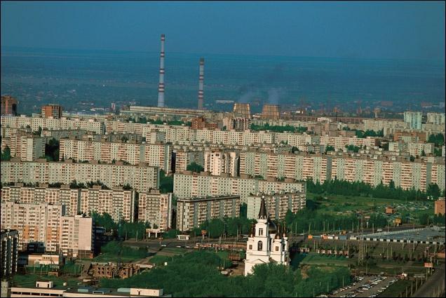 """Cette ville aux grands ensembles """"charmants"""" s'appelle Samara (1, 2 million d'habitants) et a donné son nom a une célèbre voiture des années 1980. Où se situe t-elle ?"""