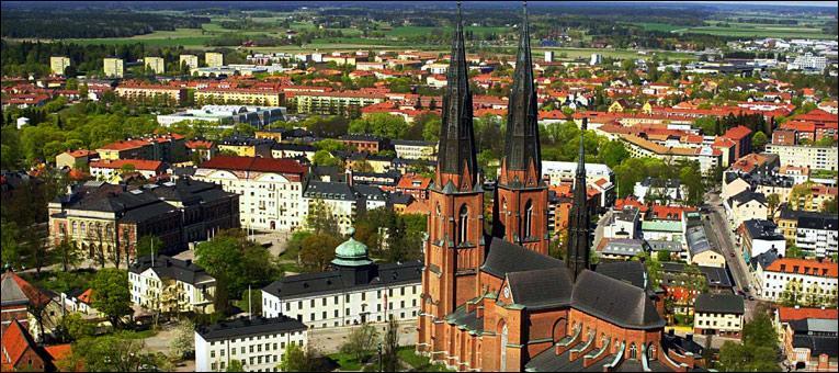 Haut-lieu du pèlerinage viking, Uppsala compte aujourd'hui 140 000 habitants. Dans quel état scandinave est-elle localisée ?