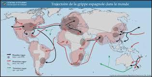 L'épidémie se transforme rapidement en pandémie en affectant la population du monde entier. Quel a été le pourcentage de la population mondiale atteinte par le virus ?