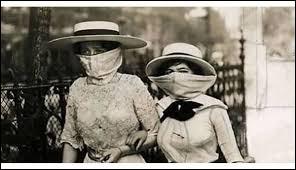 """Pourquoi cette maladie porte-t-elle le nom de """"grippe espagnole"""" ?"""