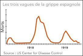 Si dans un premier temps le virus fit relativement peu de victimes, une forme mutante de très haute contagiosité et létalité apparut quelques mois après. Comment l'épidémie s'est-elle propagée de son pays d'origine à toute l'Europe ?