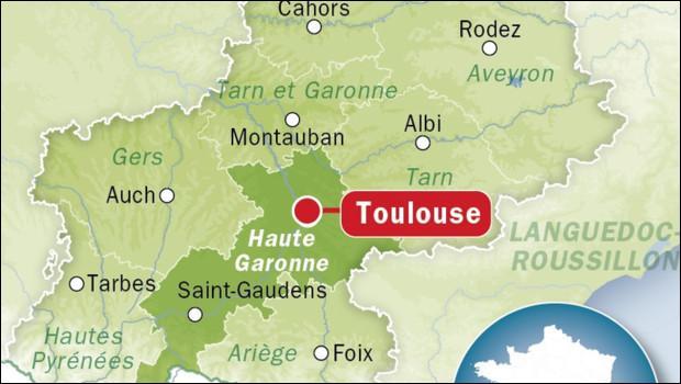 Quel parc d'attraction se situe à Toulouse ?