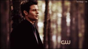 Elijah Mikaelson ...