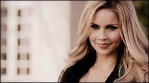 Rebekah Mikaelson ...
