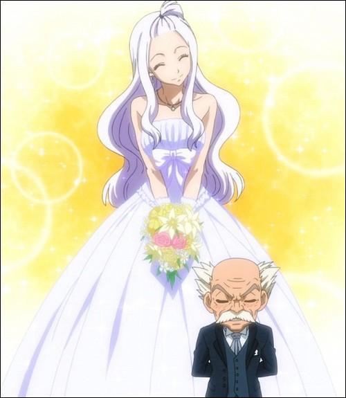 Un mariage entre deux membres de la guilde ! De qui s'agit-il ?