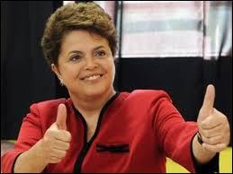 C'est la présidente du Brésil, comment s'appelle-t-elle ?