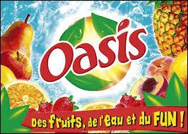 """De quel pays la marque """"Oasis"""" est-elle originaire ?"""