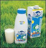 Parmi ces propositions, laquelle n'est pas une marque de lait ?
