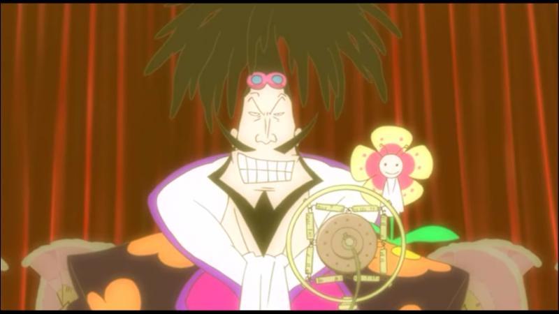 Qui a battu le Baron Omatsuri ?