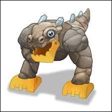 Comment s'appelle ce monstre ?