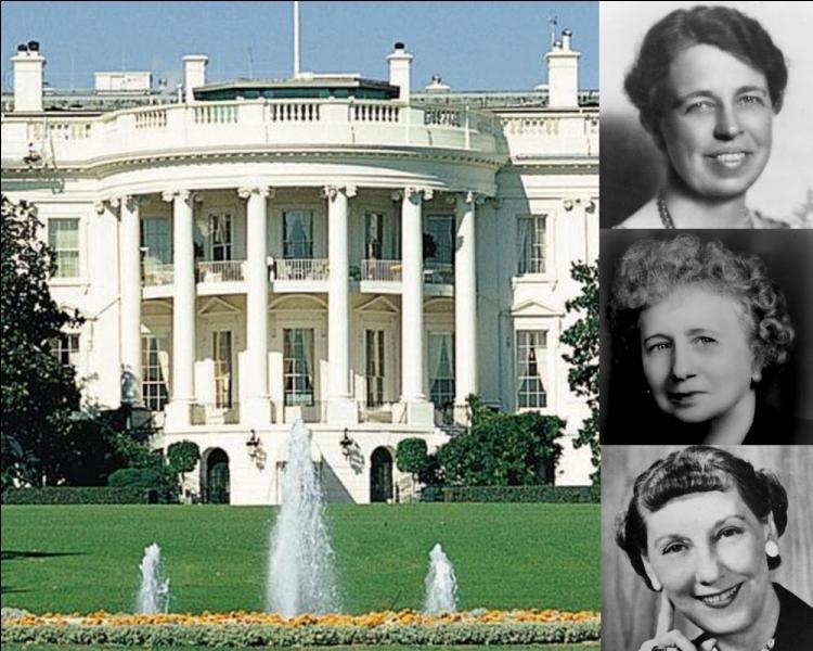 Epouse d'un président américain, on lui prête plusieurs amitiés suivies avec des femmes, la plus notable étant celle qu'elle entretient avec Lorena Hickok, une journaliste, alors qu'elle a 49 ans et que son mari entre à la Maison Blanche...
