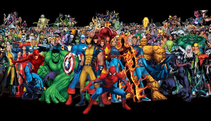 Quel héros n'a jamais été adapté au cinéma ?