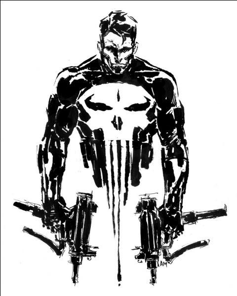 Quel acteur n'a jamais interprété le Punisher ?