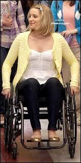 Comment Quinn s'est-elle retrouvée dans ce fauteuil ?
