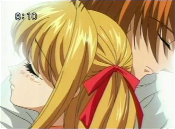 Que va annoncer Kaito à Lucie à la fin de la saison 1 ?