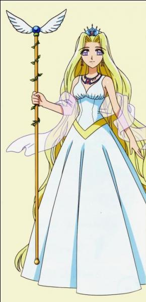 En vérité, la déesse Aqua est la mère de ...