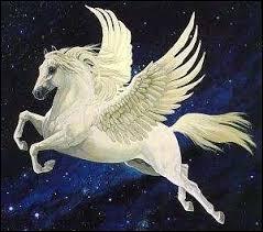 Ce célèbre cheval ailé est le fils de :