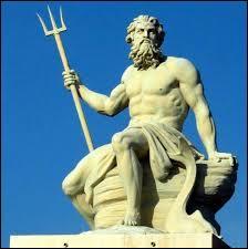 Pour les Romains, Poséidon était :