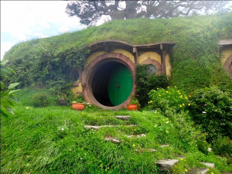 Oû habite Bilbo ?