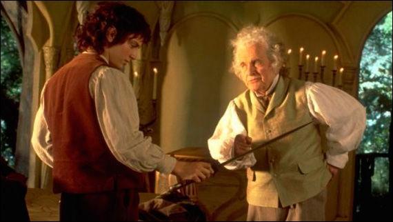 Frodon est-il l'oncle ou le neveu de Bilbo ?