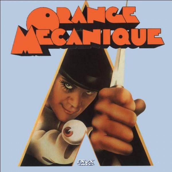 """Dans """"Orange Mécanique"""", de quel célèbre musicien est fan Alex ?"""