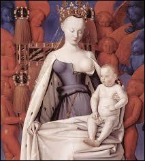 """Qui a peint le """"Diptyque de Melun"""" au XVe siècle ?"""