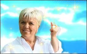 Dans une série télévisée, comment s'appelle l'ange gardien incarné par Mimie Mathy ?
