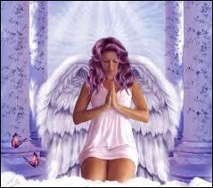 Comment s'appelle l'étude des anges dans la religion ?