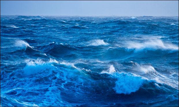 Quel océan sépare la Russie et les USA ?
