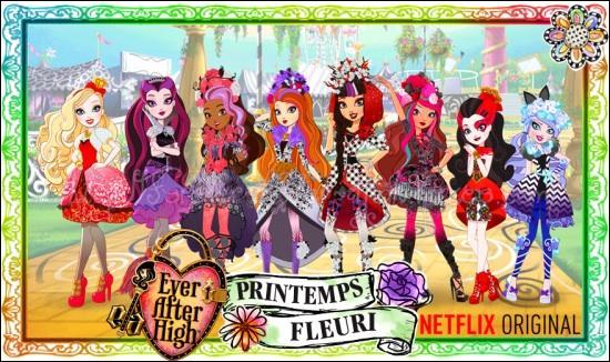 """L'épisode """"Printemps fleuri"""" a été diffusé sur..."""