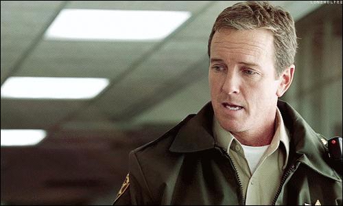 Qui est le shérif de Beacon Hills ?