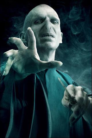 Trouve l'intrus. Indice : Versus Voldemort