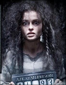 Trouve l'intrus. Indice : Bellatrix Lestrange