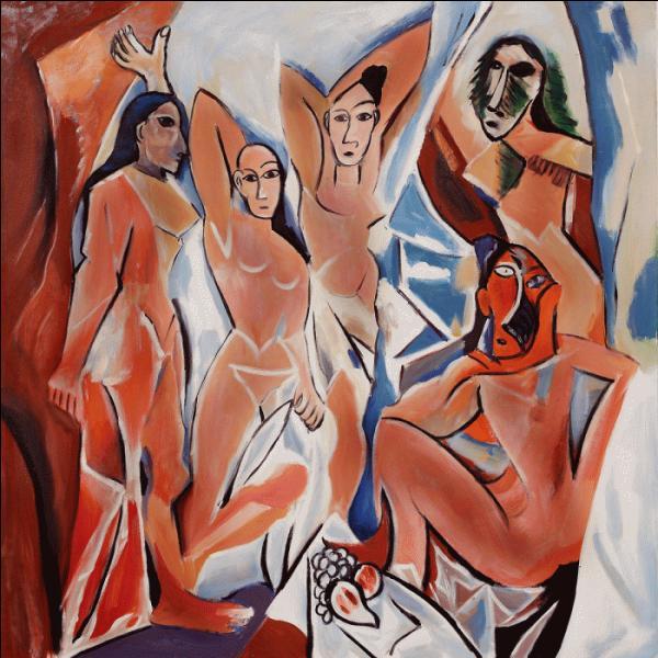 Quel artiste est l'auteur de cette toile ?