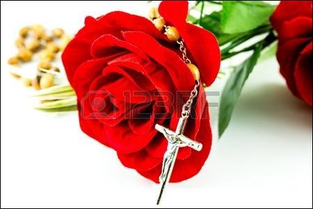 """Qui a écrit """"La rose et le rosaire"""" ?"""