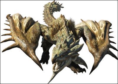 Comment est appelé ce monstre ?