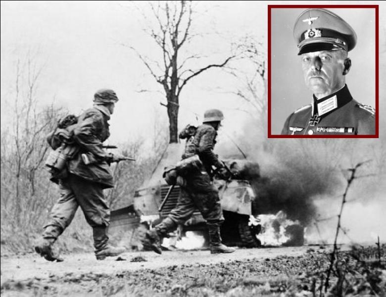 Cette ultime attaque allemande commence le 16 décembre 1944. Cette attaque surprise et désespérée à laquelle on a donné le nom d'« Offensive von Rundstedt ». Cette opération est surtout connue sous le nom de...
