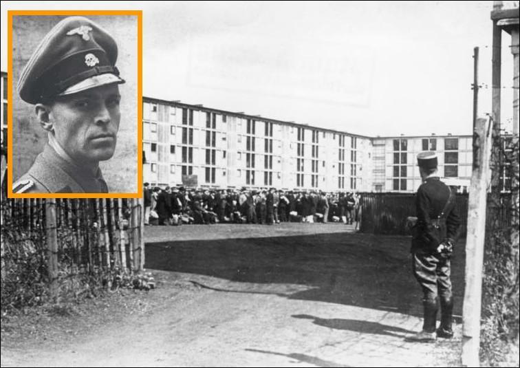 Ce camp, dirigé par Alois Brunner fut libéré le 18 août. Il était la plaque tournante de la politique de déportation antisémite en France...