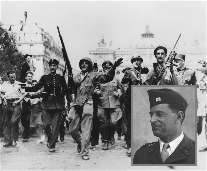 Du 19 au 25 août, Paris est libéré. Qui organise de l'intérieur, la libération de la capitale et cela avant l'arrivée des blindés du général Leclerc ?