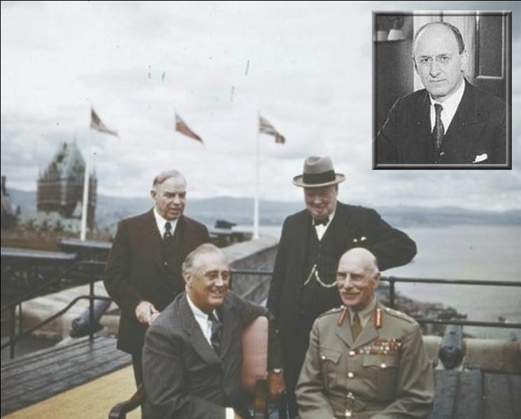 En quoi consistait le point principal du plan Morgenthau, plan proposé à Churchill par Roosevelt, lors de la conférence de Québec du 12 au 16 septembre 1944 ?