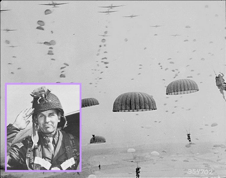 Cette opération militaire menée par les armées britanniques se déroula du 17 au 20 septembre. Il s'agissait de prendre les ponts franchissant les principaux fleuves des Pays-Bas occupés par les Allemands. Sous quel nom de code connait-on cette opération en partie aéroportée ?