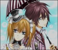 De quel manga vient cette belle jeune fille ?