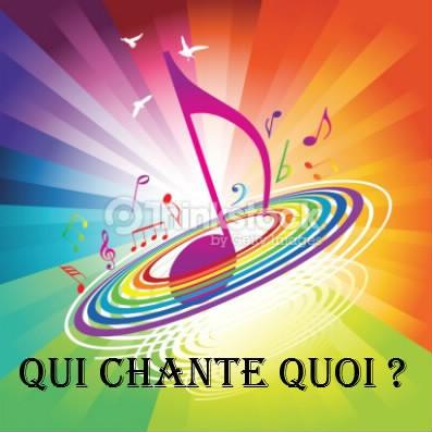 Qui chante quoi ? (français)