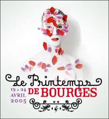 Le printemps de Bourges est un festival :
